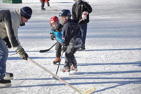 Pond Hockey 3