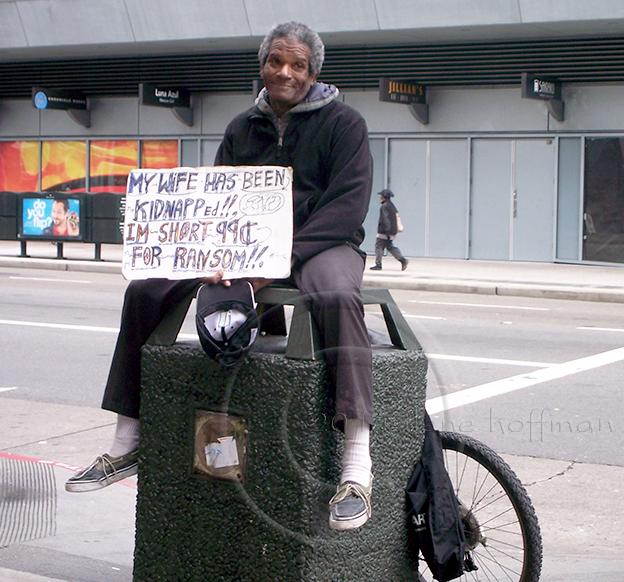 Homeless in SF