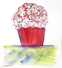 Cupcake by Nancy-Lee