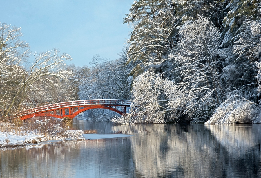 Red Bridge in S. Natick