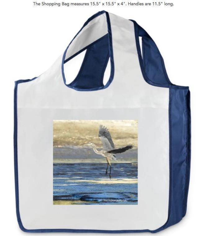 Rosemary Heron Bag